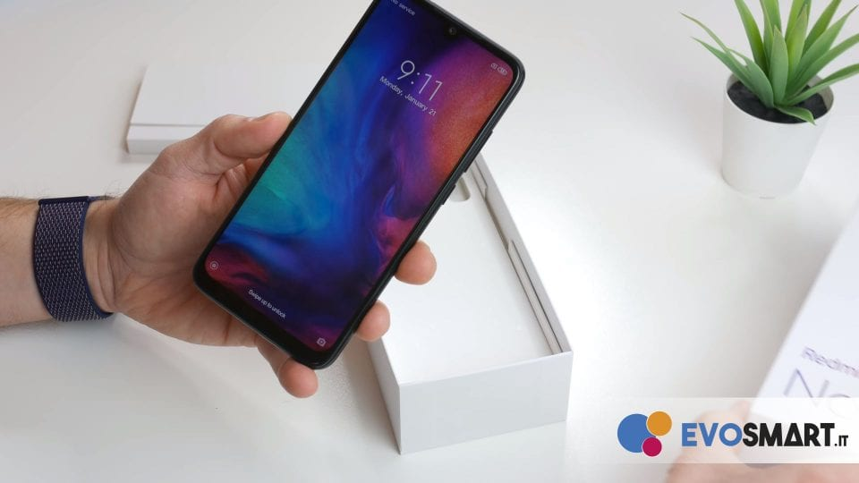 redmi note 7 unboxing 3
