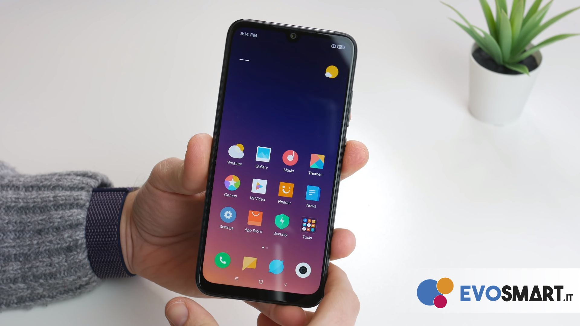redmi note 7 unboxing 6