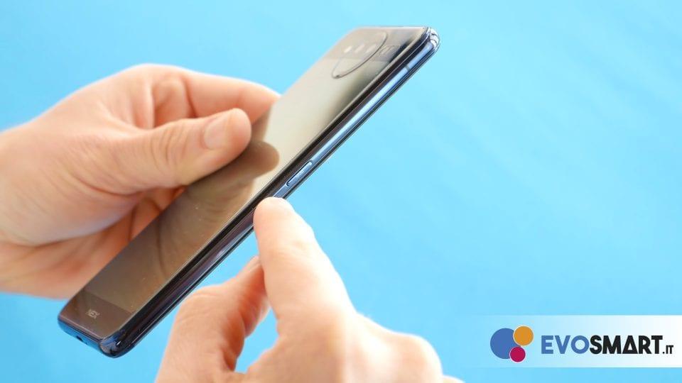 Sicuramente uno smartphone elegante!