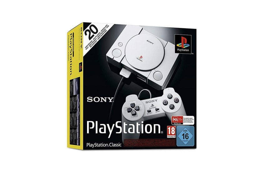 Acquista su Amazon la sony playstation classic