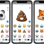 Animoji ios 12