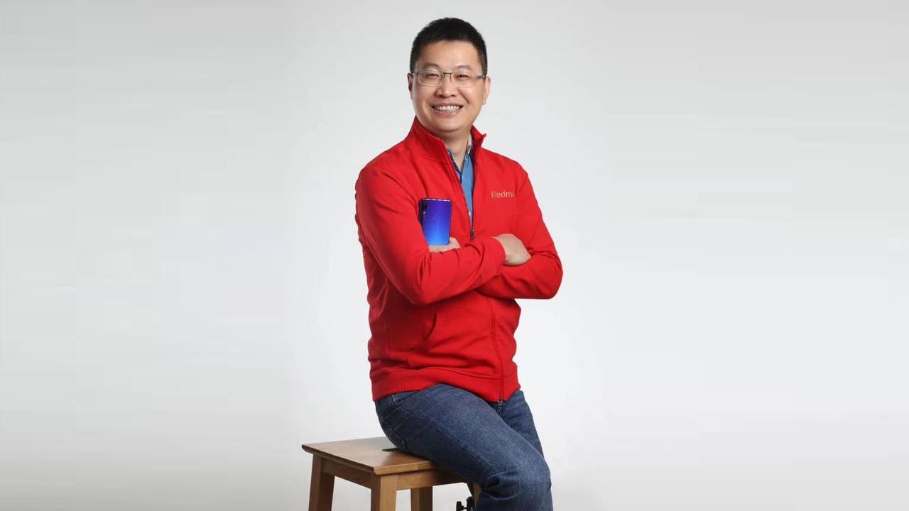 CEO Redmi Lu Weibing