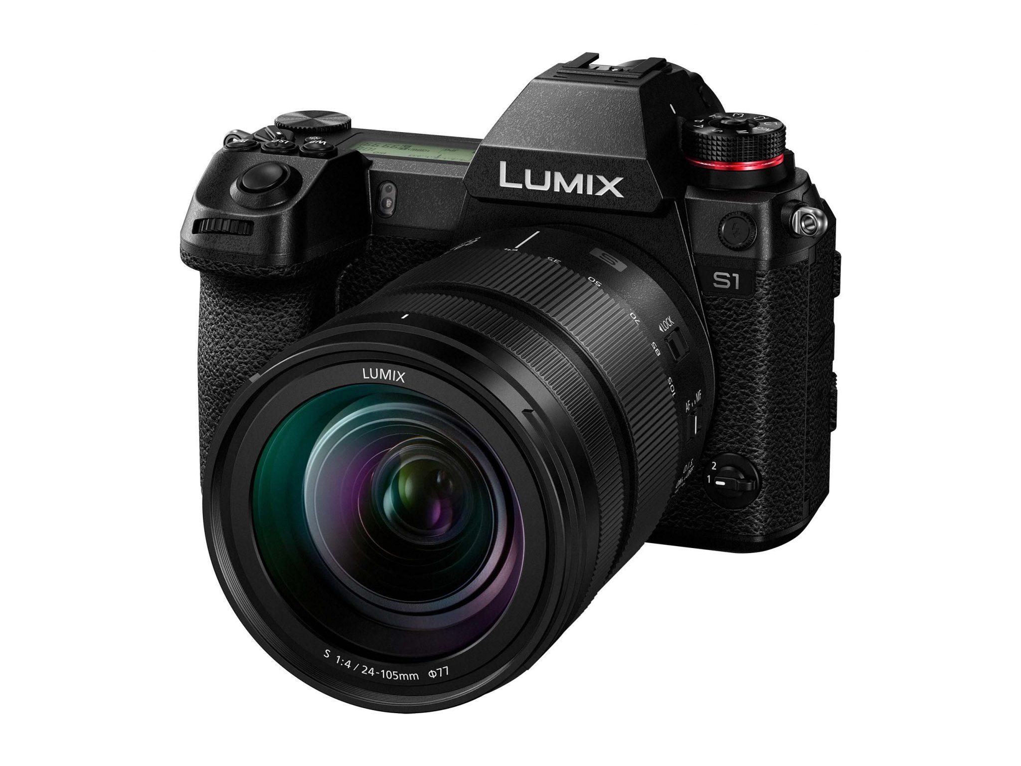 Panasonic presenta la fotocamera Full Frame Lumix S1
