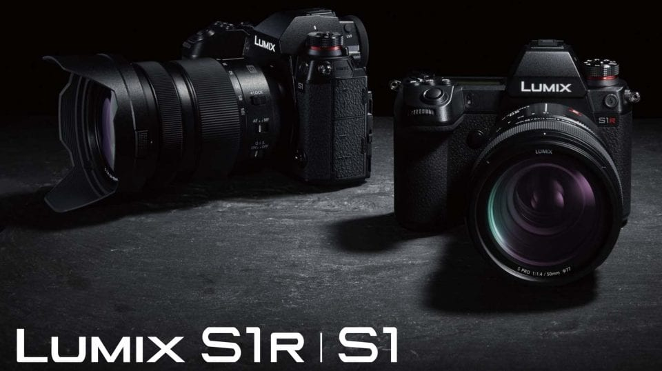 Panasonic S1 e S1R | Evosmart.it