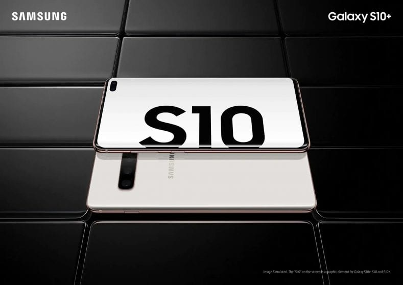 galaxy s10 ceramic white