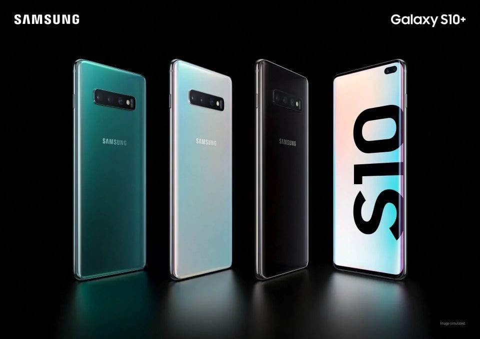 Serie Galaxy S10