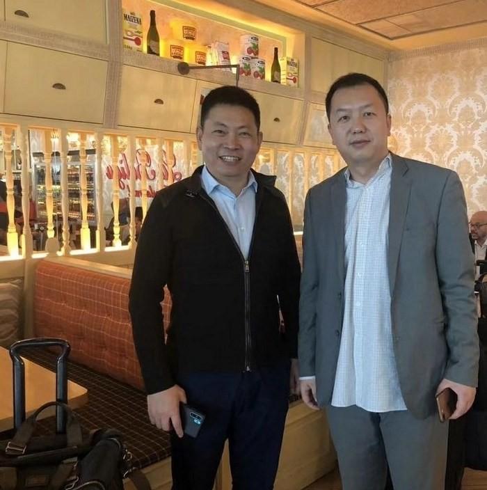 Huawei P30 Pro Richard Yu