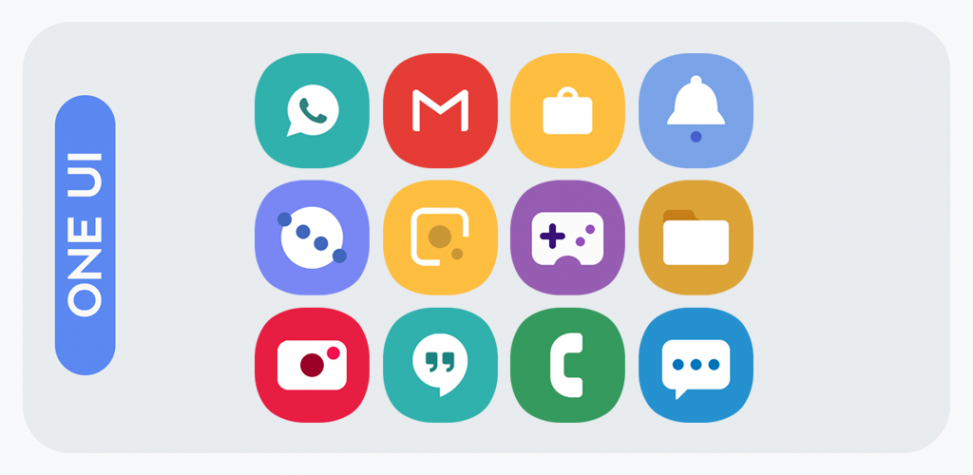 OneUI icon pack