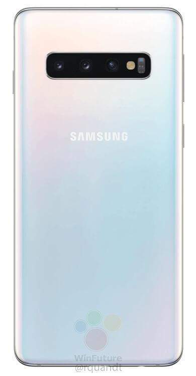 Alcune delle colorazioni disponibili in Europa al lancio di Galaxy S10 | Evsoamart.it