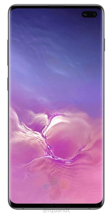 Samsung Galaxy S10+ appare nei primi render stampa | Evosmart.it