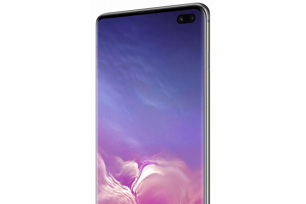 Samsung Galaxy S10+: ecco il render ufficiale dell'esclusiva versione in Ceramica