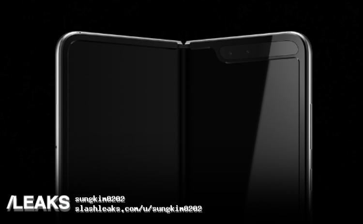 Samsung Galaxy Fold: nuovi render a poche ore dalla presentazione