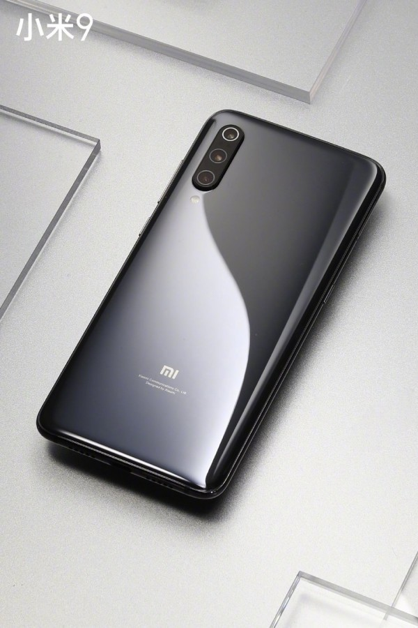 Xiaomi Mi 9 Deep Grey
