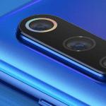 Xiaomi Mi 9 fotocamera