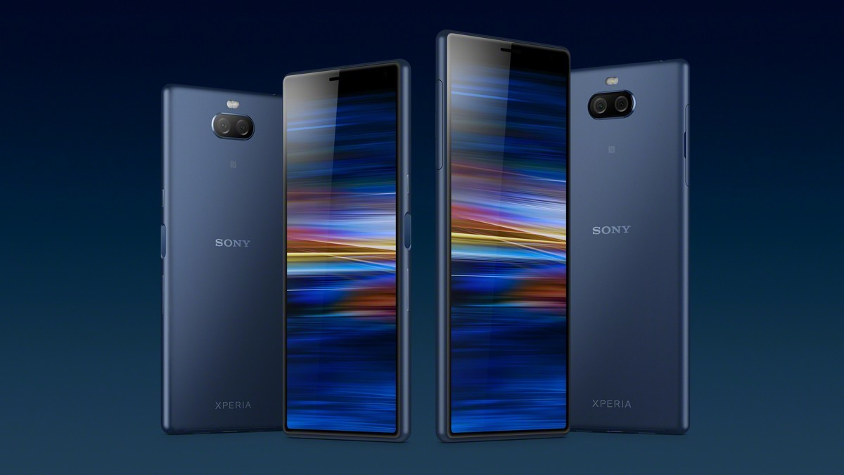 Xperia 10 e 10 Plus disponibili in preordine su Amazon