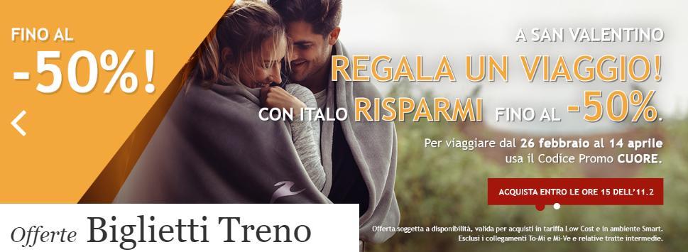 coupon italotreno