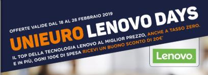 Lenovo Days