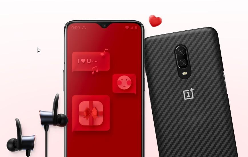 OnePlus Valentine Day