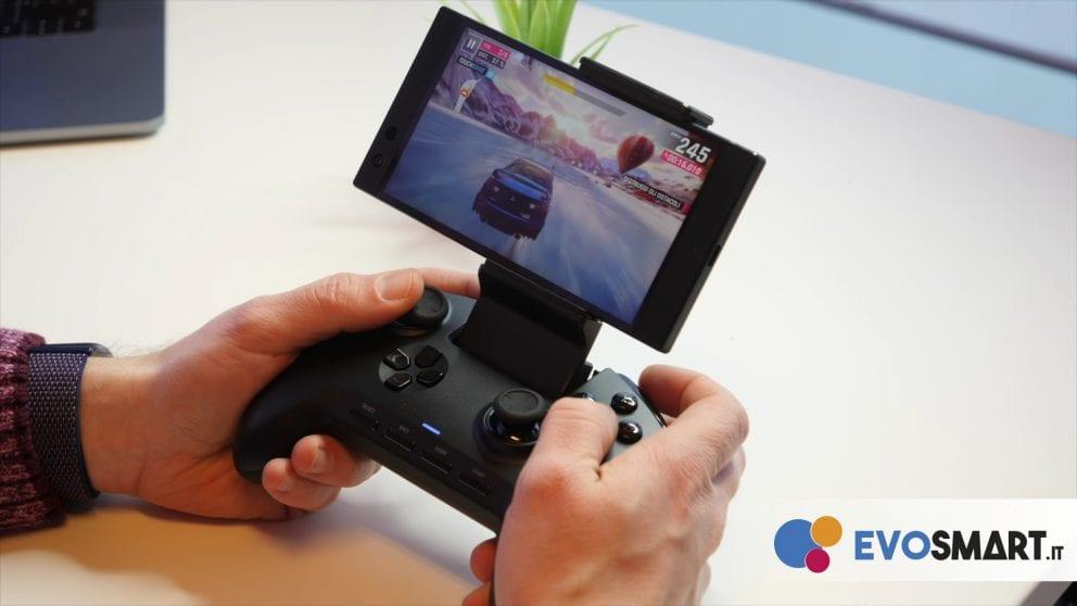 razer phone 2 asphalt gamepad