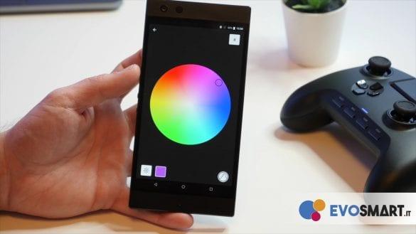 Ecco come scegliere il colore del logo Razer | Evosmart.it