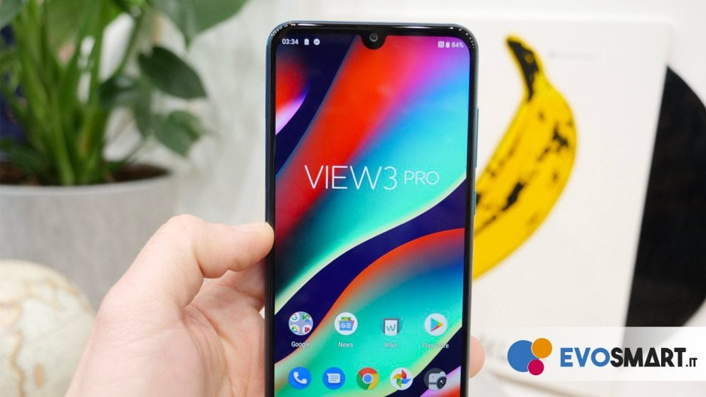 wiko view 3 pro 3