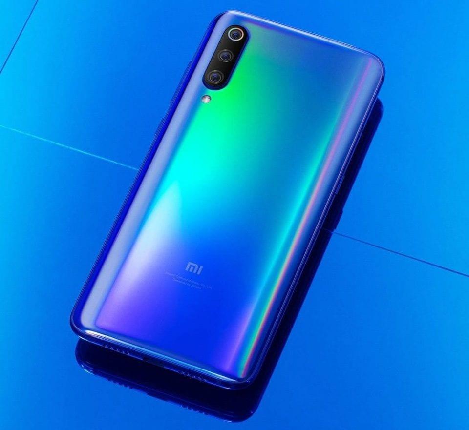 Ecco il bellissimo retro di Xiaomi Mi 9