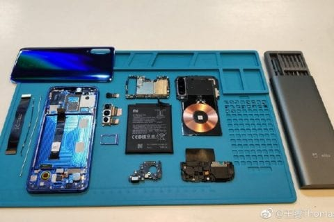 Xiaomi Mi 9: procedure di riparazione semplici? | Evosmart.it
