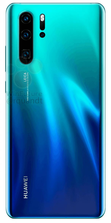Huawei P30 Pro si mostra in un nuovo video basato sui render ufficiali | Evosmart.it