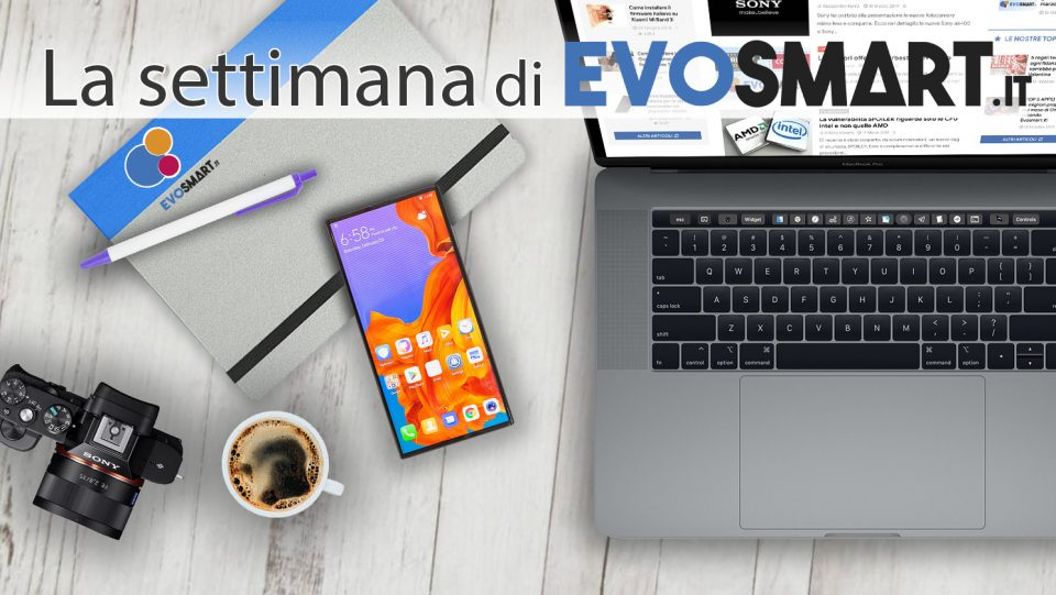 La settimana di EVOSMART tra news e video!