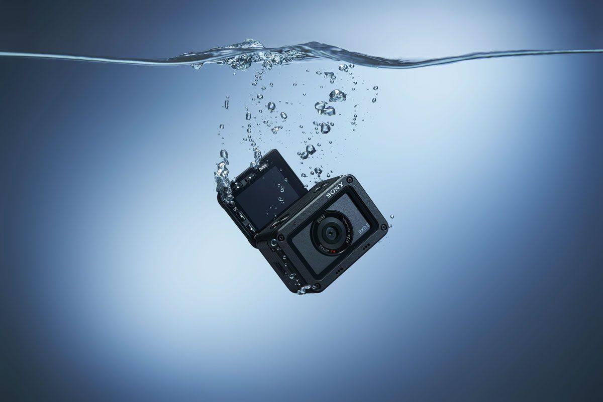 Sony RX0 II è la nuova action cam perfetta per i vlog in 4K
