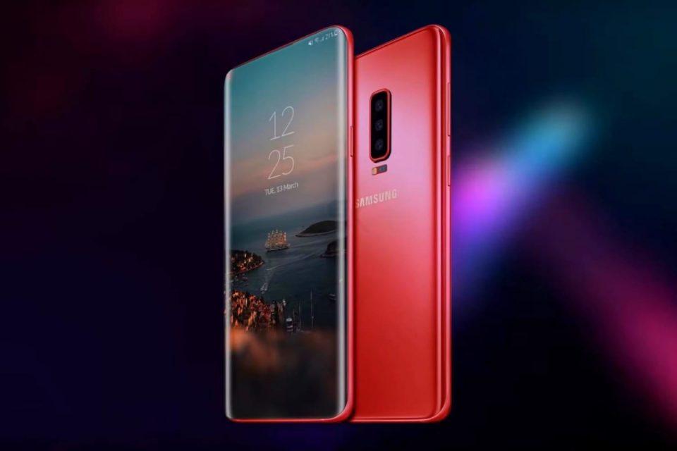 Galaxy A90: confermato (per sbaglio) da Samsung il Nochtless Infinity screen
