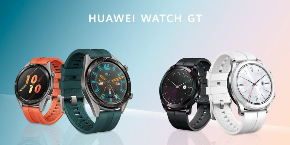 Watch GT Active e Watch GT Elegant, Huawei presenta i nuovi smartwatch | Evosmart.it