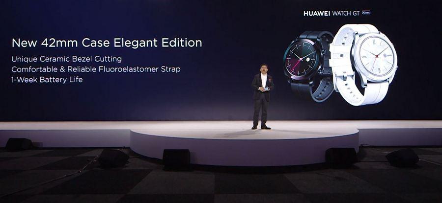 Watch GT Active e Watch GT Elegant, Huawei presenta i nuovi smartwatch   Evosmart.it