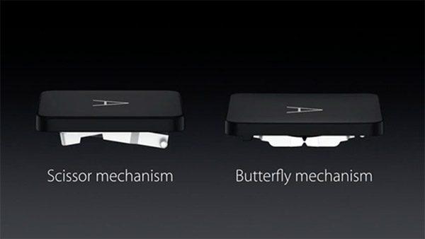 Anche gli ultimi Macbook hanno problemi alla tastiera | Evosmart.it