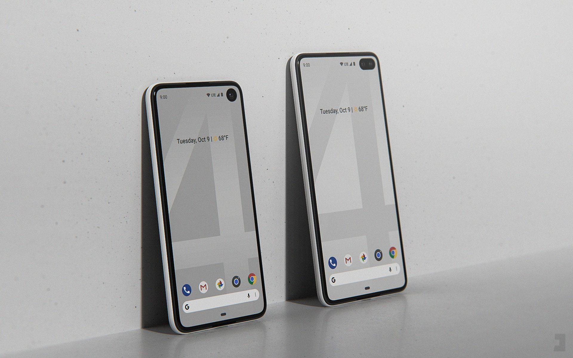 Pixel 4 e Pixel 4 XL: ecco come saranno secondo i primi rumor