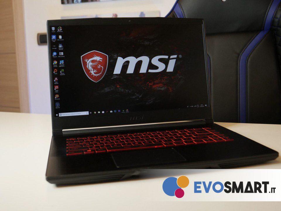 msi gaming laptop 10
