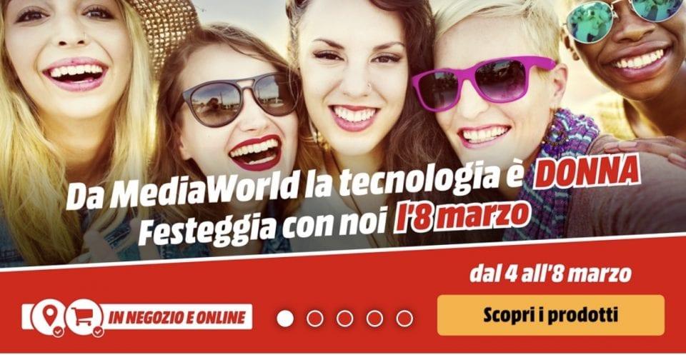 Mediaworld celebra le donne