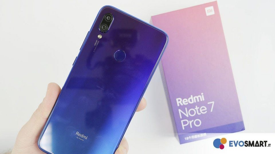 redmi note 7 global non arriverà