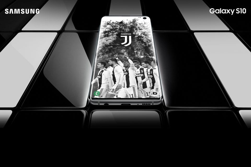Galaxy S10 Juventus Edition | Evomart.it