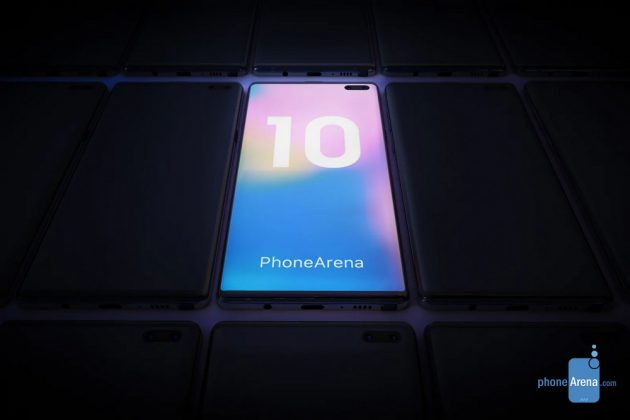 Galaxy Note 10 Concept | Evosmart.it