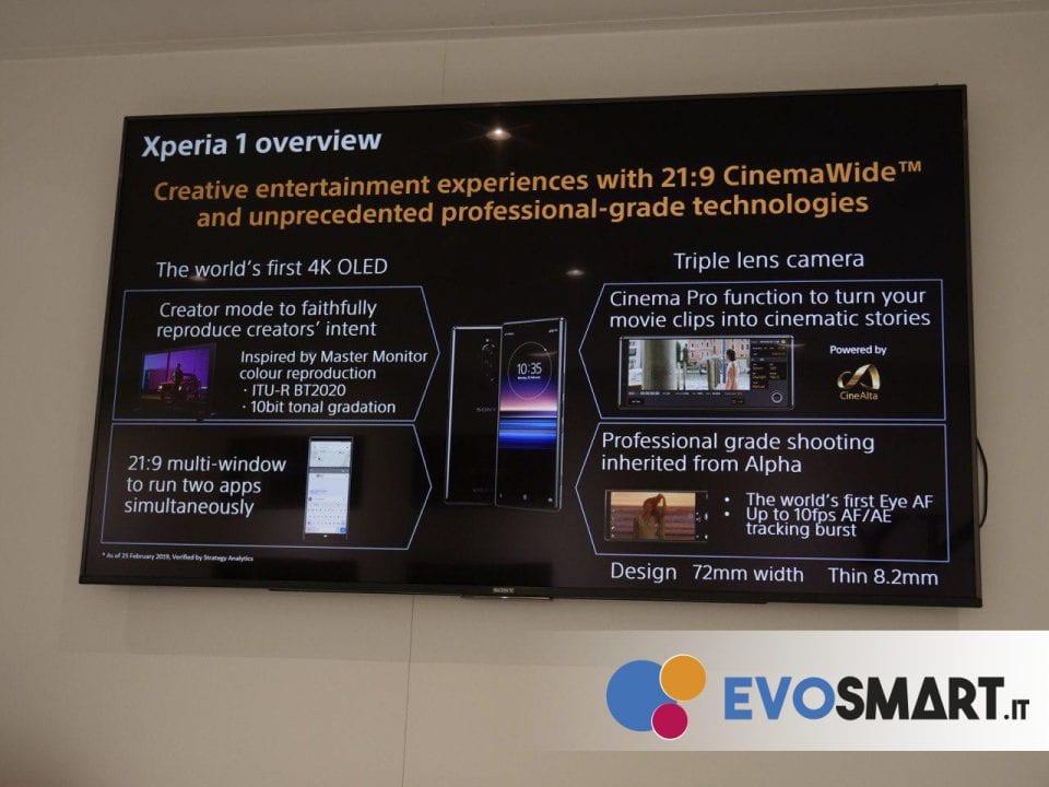 Uno smartphone che punta all'eccellenza cinematografica e fotografica | Evosmart.it