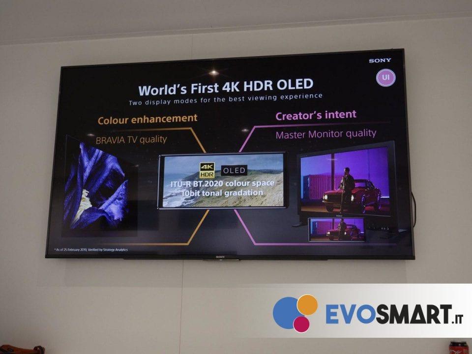 Il primo OLED 4K HDR su uno smartphone! | Evosmart.it
