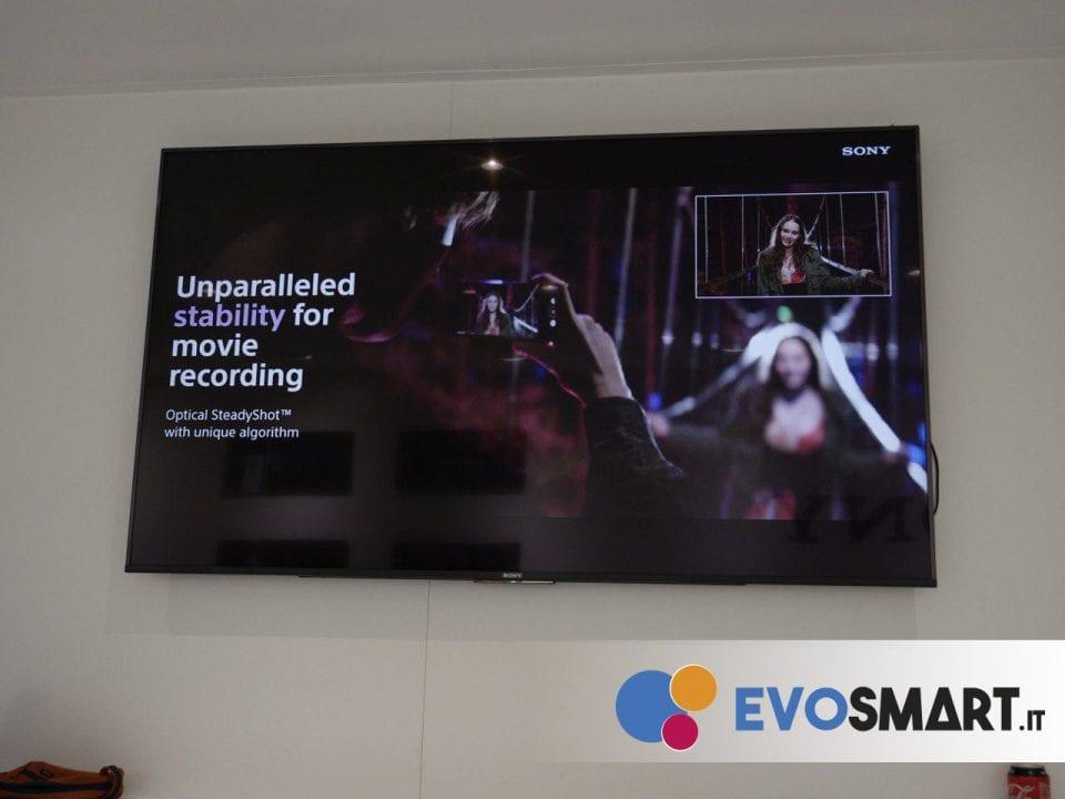 Il nuovo SteadyShot è ottimo + elettronico | Evosmart.it