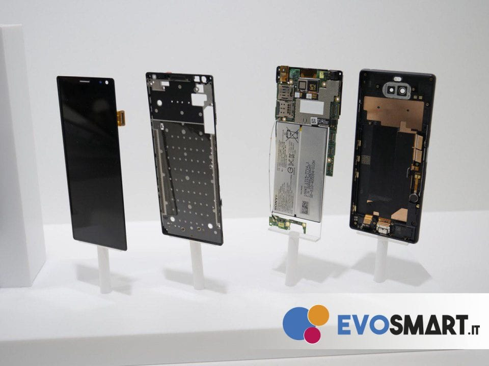 Xperia 10 e Xperia 10 Plus | Evosmart.it