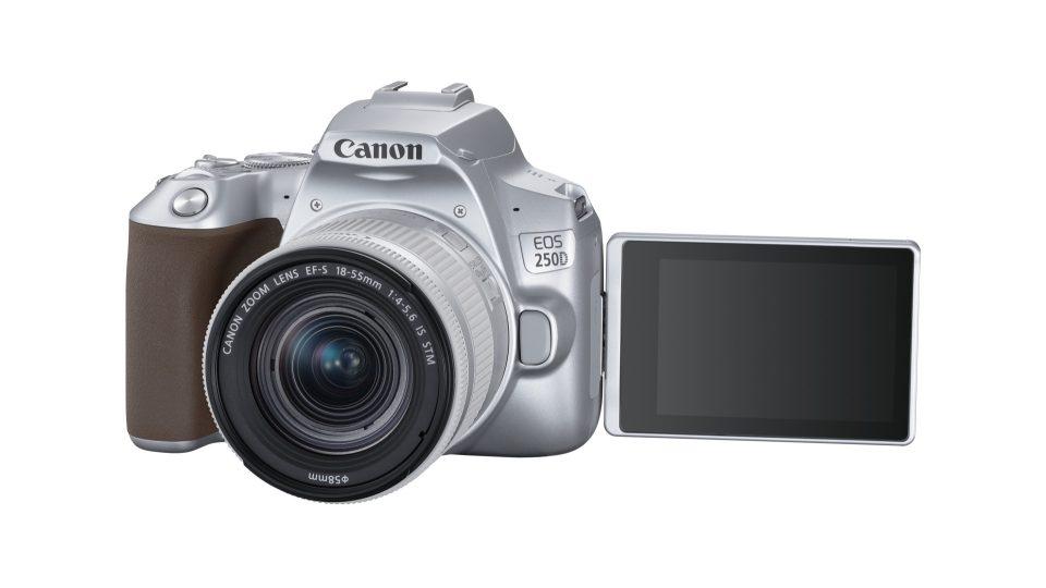 La nuova Canon EOS 250D: La nuova reflex super compatta a basso costo per YouTube !