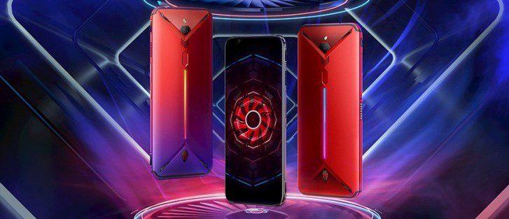 Nubia Red Magic 3 copertina