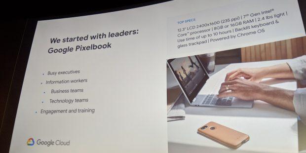 Google a lavoro su nuovi tablet e portatili per la produttività | Evosmart.it