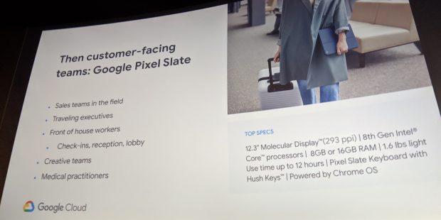 Google a lavoro su nuovi tablet e portatili per la produttività   Evosmart.it