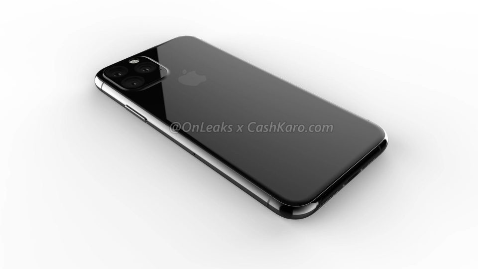 iPhone XI: device svelato da nuovi render | Evosmart.it