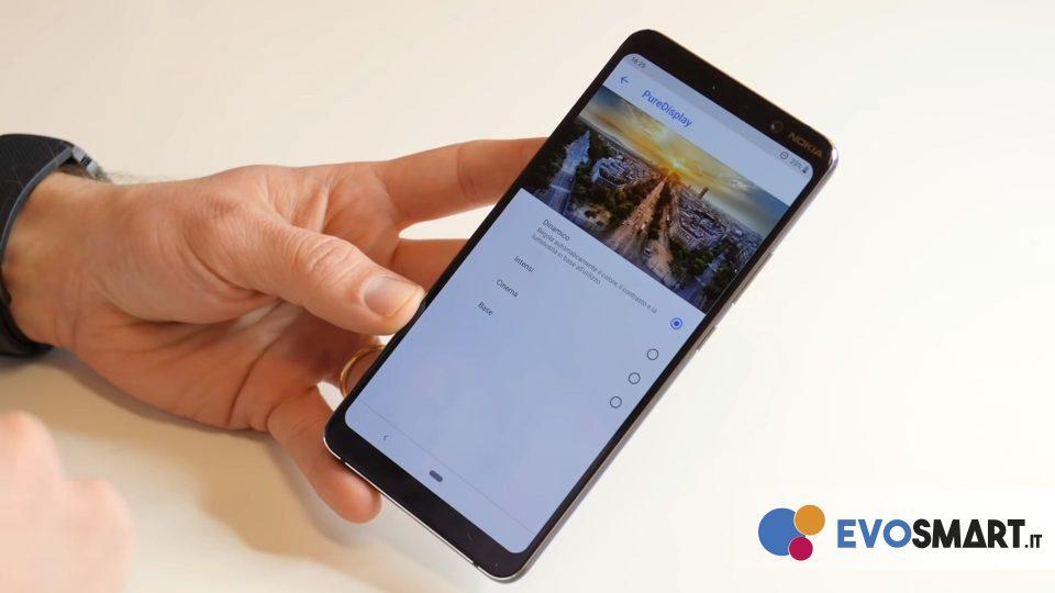 È possibile personalizzare il display a proprio piacimento | Evosmart.it